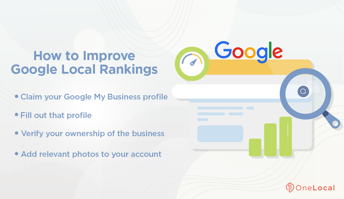 How to Improve Local rankings