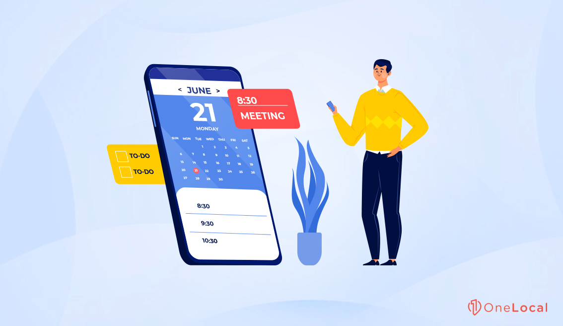 Customer Scheduling Appointment