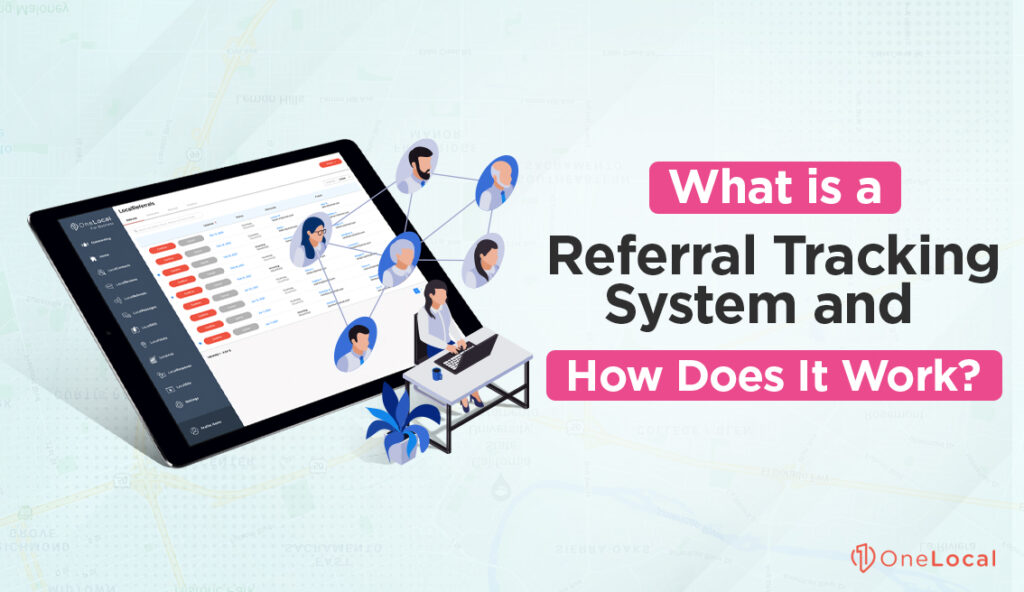 Referral Tracking System