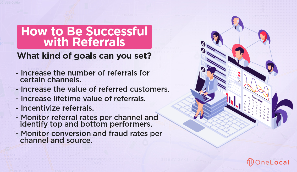 Successful with Referrals